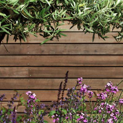 Brighton bespoke garden seating
